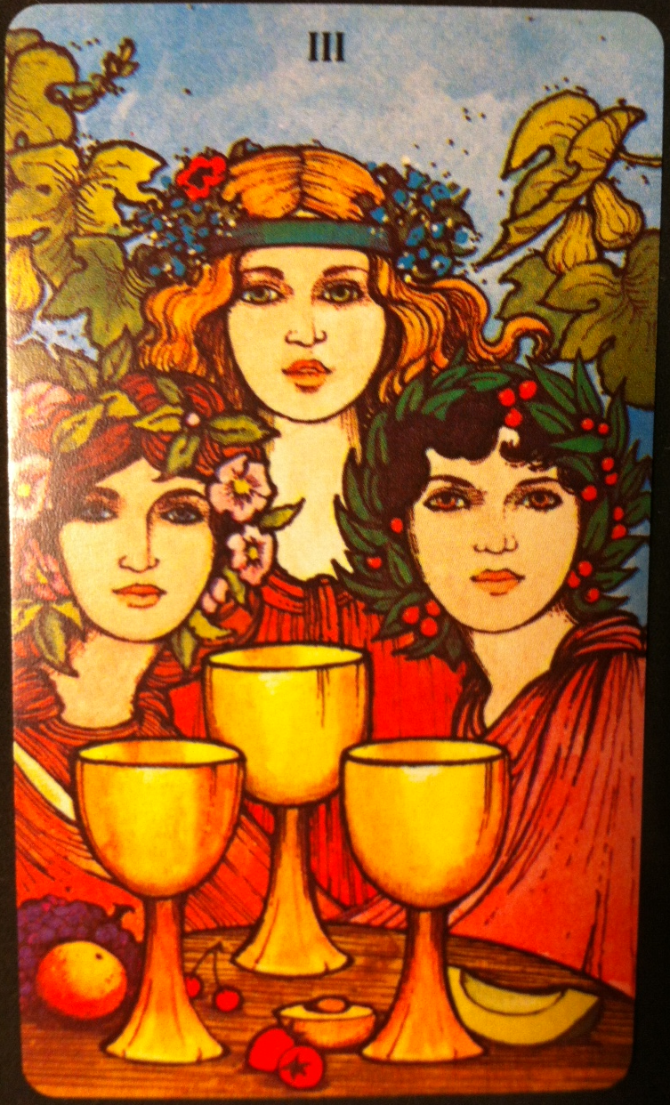 Tarot Tuesday: Is she an obstacle?