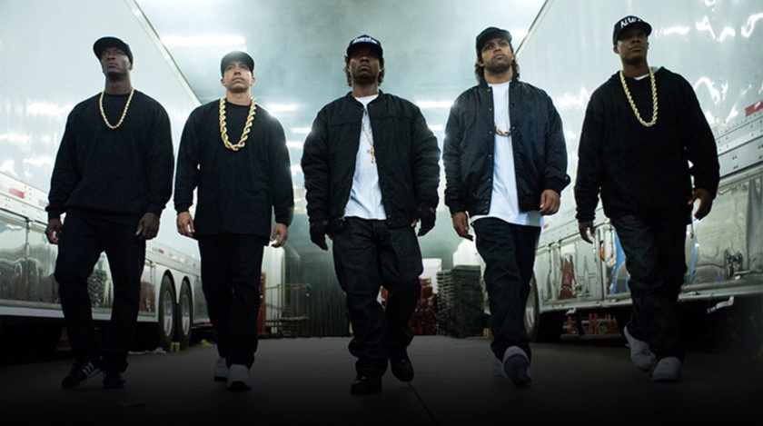 Straight Outta Compton: There Are Black People In It