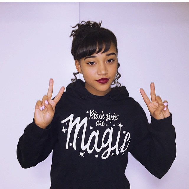 To Be Real:  Black Girls Are Magic