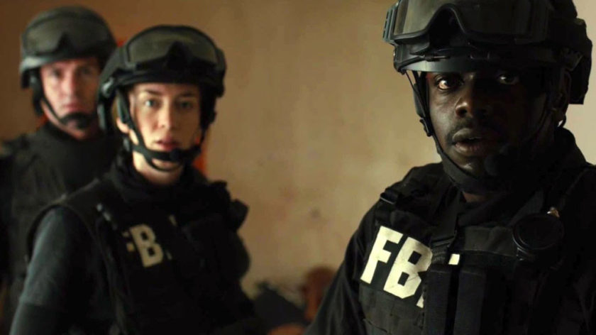 Sicario:  There Are Black People In It