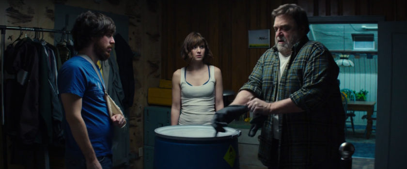 10 Cloverfield Lane:  There Were No Black People In It